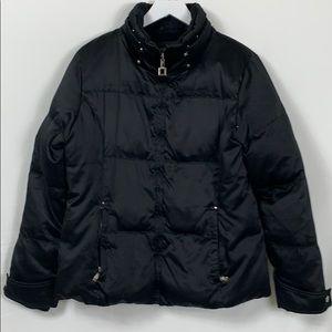 ZeroXposur black winter jacket size Lg.